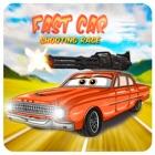 Fast Car Shooting Race - Cartoon Cars Asphalt Race icon