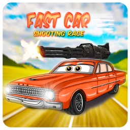 Fast Car Shooting Race - Cartoon Cars Asphalt Race