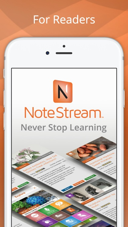 NoteStream Book Club