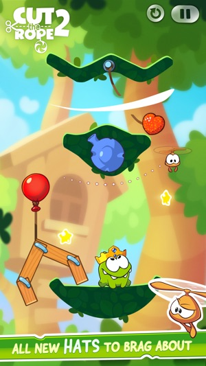 cut the rope 2 free download for android