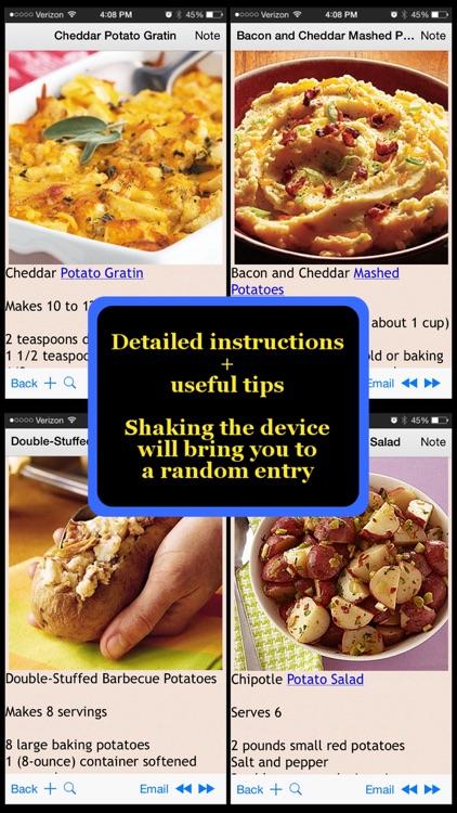 400 Potato Recipes