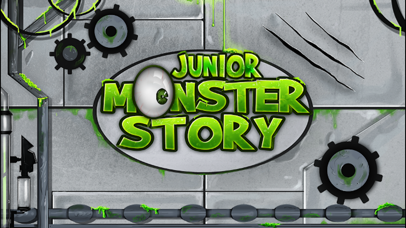 Junior Monster Story PRO - Cartoon Movie Creator screenshot one