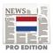 Breaking Dutch News in English Today for Netherlands/Amsterdam at your fingertips, with notifications support