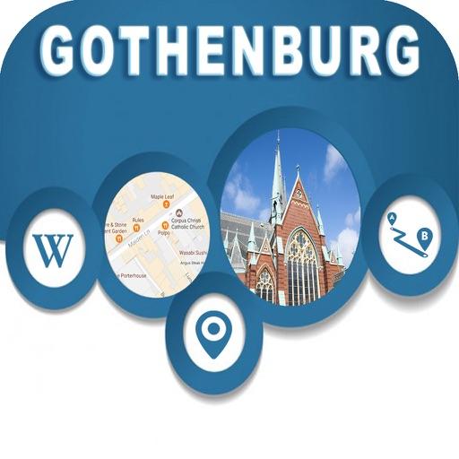 Gothenburg Sweden Offline City Maps Navigation