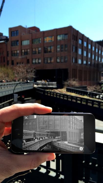 Déjà Vu: Historic Photos in NYC, SF, London, Paris screenshot-0