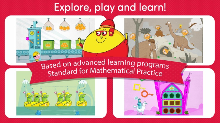 Educational preschool learning games for kids FREE screenshot-4