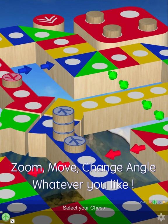 Aeroplane Chess 3D - Childhood Screenshots