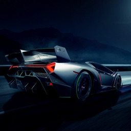 HD Car Wallpapers - Lamborghini Veneno Edition