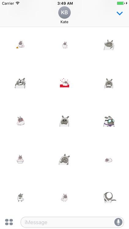 Cute Little Lamb screenshot-3