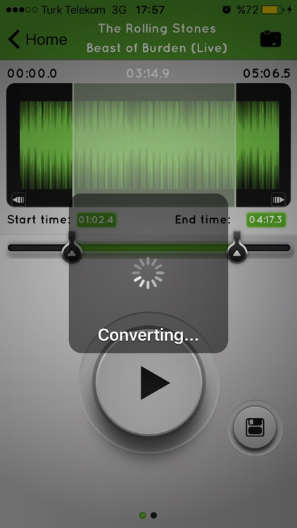 Mp3 Cutter - cut audio files easily screenshot-3