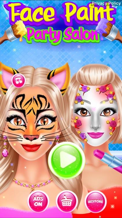 Face Paint Party Salon