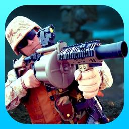 游戏-经典单机反恐枪战射击小游戏
