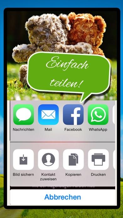 Freundschafts-Spruchbilder - Zitate Sprüche Bilder screenshot 4