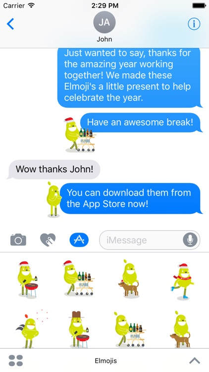 Elmojis by Elmwood screenshot-1