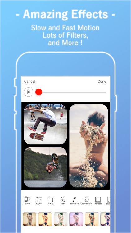 Collage Maker - Photo & Video Collage with Music