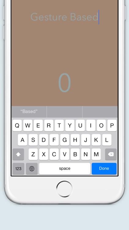 Minimal Counter - Tally Counting Made Easy screenshot-3