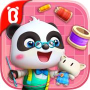 宝宝手工作坊-模拟手工制作儿童游戏-宝宝巴士