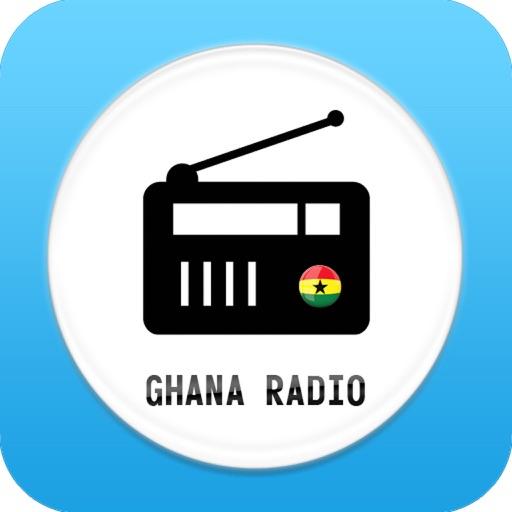 Ghana Radios - Top Stations Music Player Live Mp3