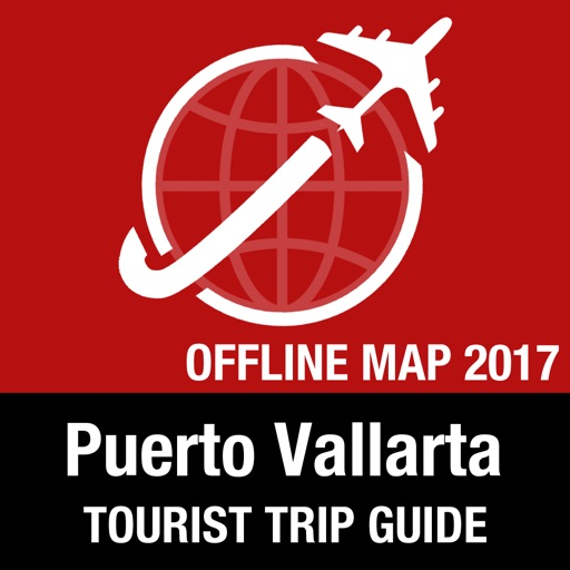 Puerto Vallarta Tourist Guide + Offline Map