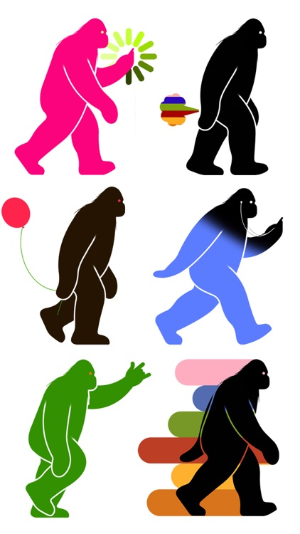 bigfoot super rainbow