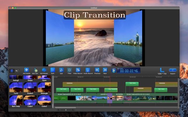 Video Editor Movie Edit Video On The Mac App Store