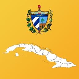 Cuba Provinces Maps and Capitals