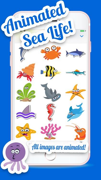 Animated Sea Life