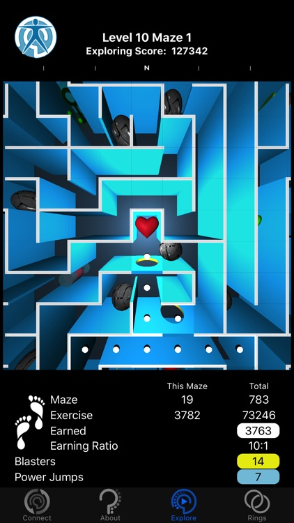 activeMAZE screenshot-1