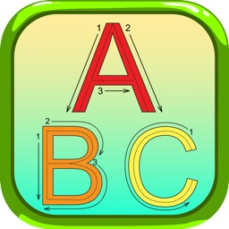 Alphabet english lessons abcd family for kids