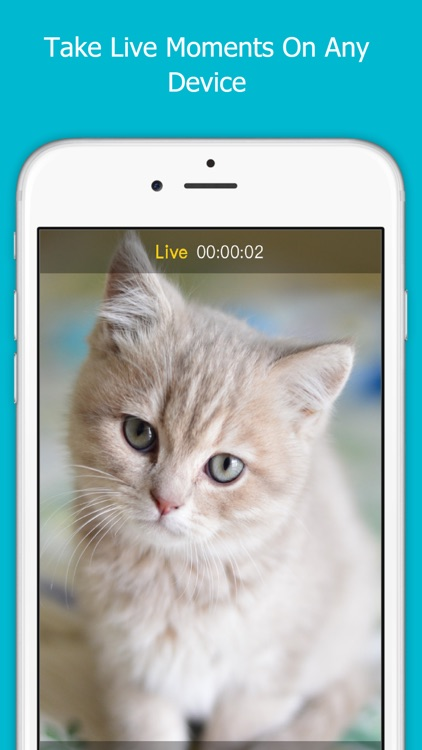 Live Camera Pro-Take Live Photos on your phone