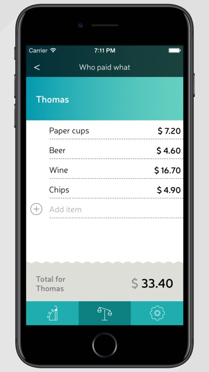 Split Wizard: Share Bills Payments Group Expenses