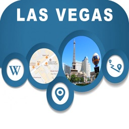 Las Vegas USA City Offline Map Navigation EGATE
