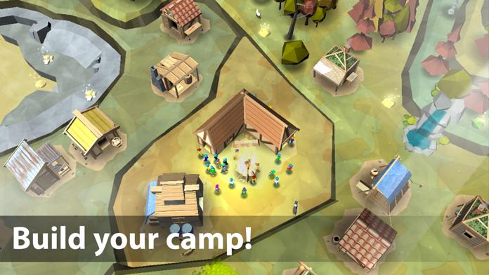 Eden: The Game - Build Your Village! Screenshot
