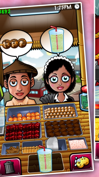 Street-food Tycoon Chef Fever: Cooking World Sim 2 screenshot-3