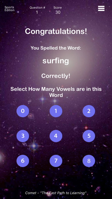 comet iphone app