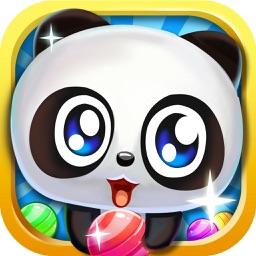 熊猫爱糖果-祖玛消消乐大作战
