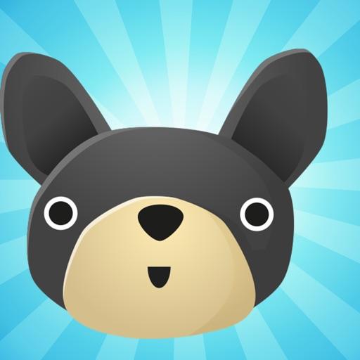 FrenchieMoji - French Pit Bull Emoji Keyboard