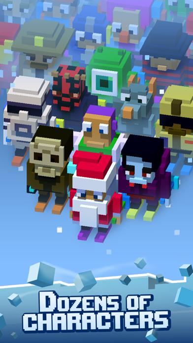 Avalanche Arcade Skiing screenshot 3
