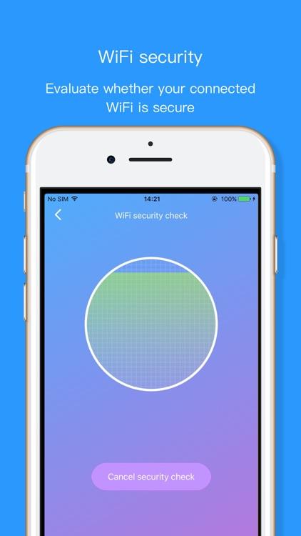 WIFI Analytics Pro - Speed Test & Network Monitor screenshot-3