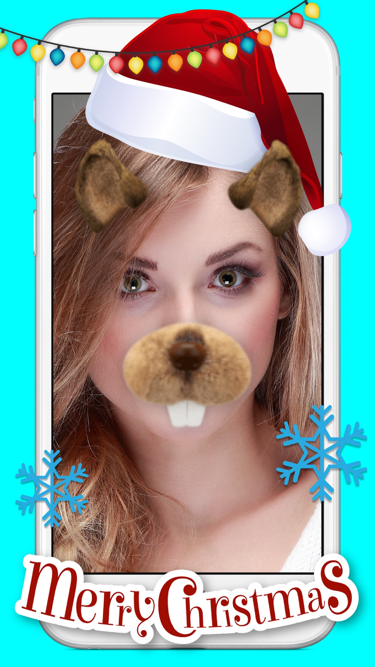 Funny Face - Filters Swap Effects Pic for Snapchat Screenshot