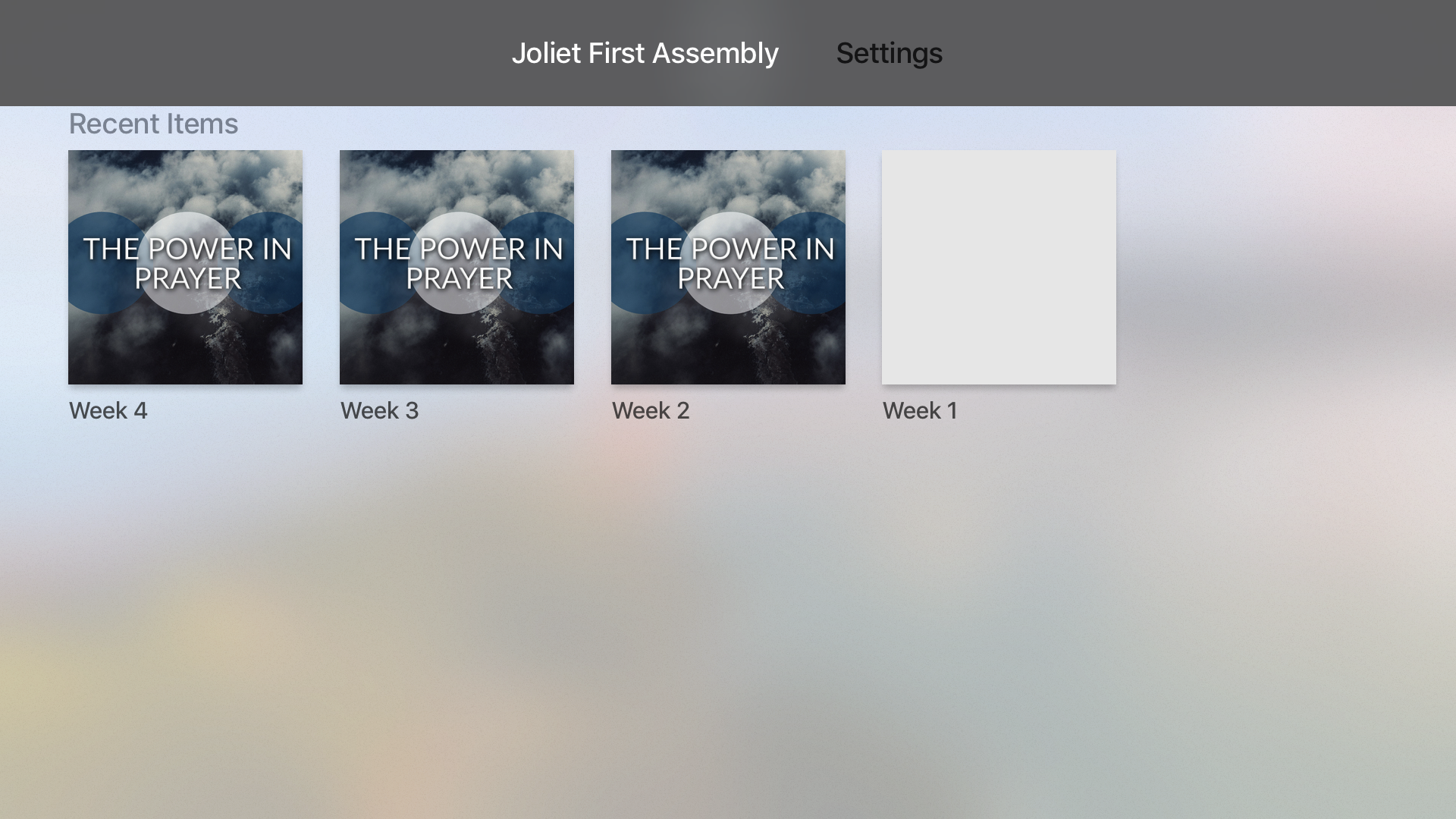 Joliet First Assembly screenshot 7