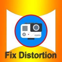 Fix Distortion for GoPro Photo & Video