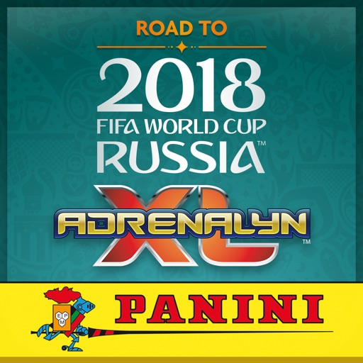 Adrenalyn XL™ Road to 2018