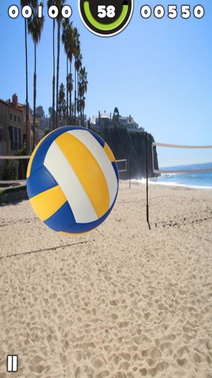 Beach Volleyball - Volley Pro screenshot-4