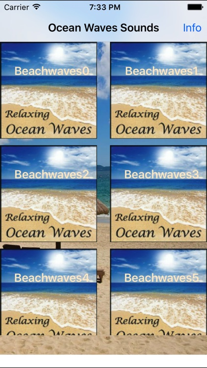 Beach Wave Sounds for Sleep and Relaxation