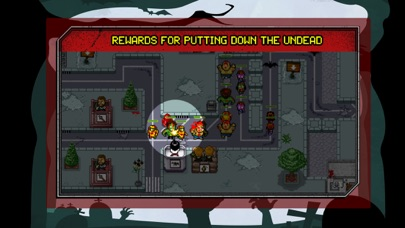 Zombie Tower Defence Castle Creeps TD Madness War screenshot three