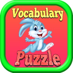 Animal Vocabulary - Puzzle Matching Games for Kids