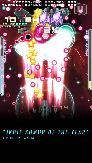 Screenshot #2 pour Danmaku Unlimited 2 - Bullet Hell Shmup