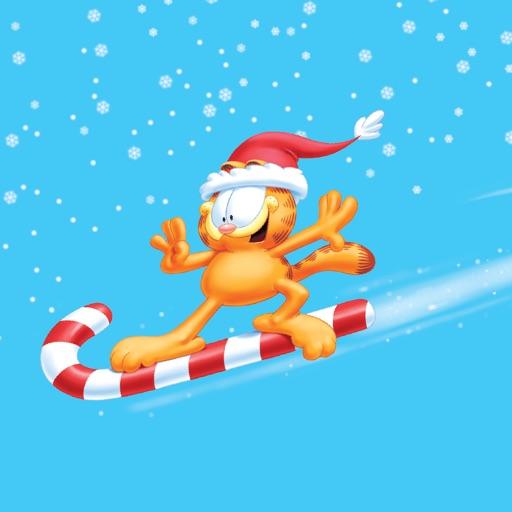 Garfield's Holiday Fun Stickers