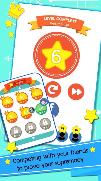 Linemaze Puzzles screenshot-4
